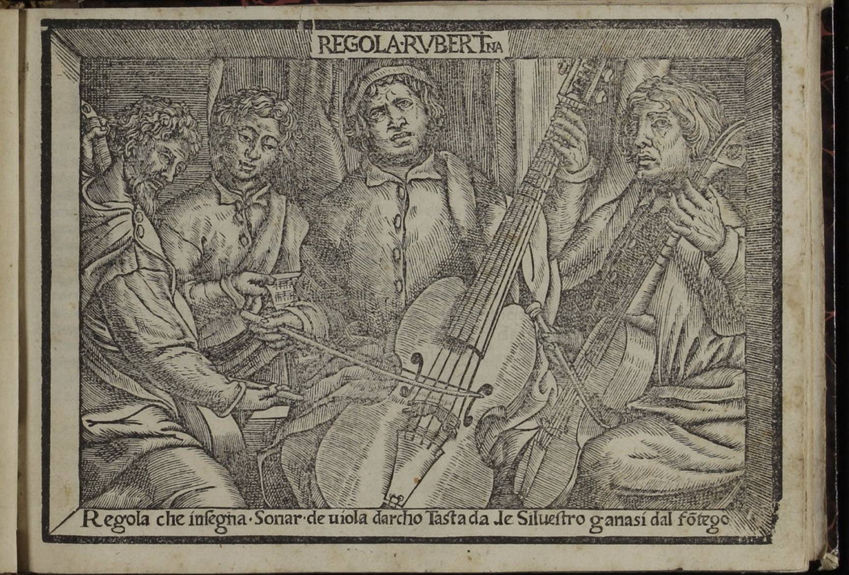 Early bowed instruments around 1500 (SCB)